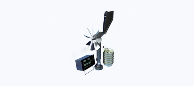 ДВМ датчик ветра малогабаритный