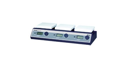 Магнитная мешалка SMHS-3 трехсекционная