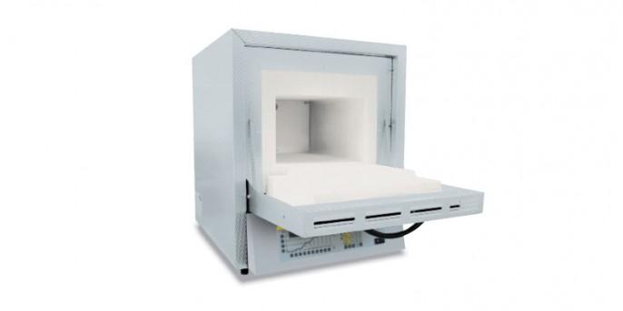 Муфельная печь со встроенными нагревательными элементами в керамическом муфеле L, LT 9/11/SKM