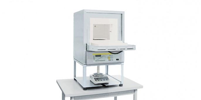 Печная система с весами и программным обеспечением для определения потерь при прокаливании L 9/11/SW – LT 9/12/SW
