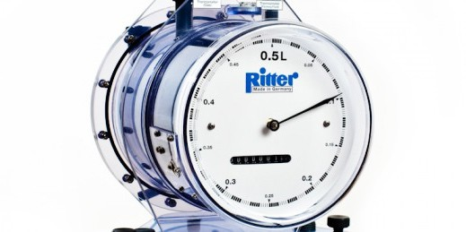 Газовые счётчики Ritter серии TG-5