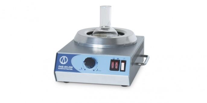 Колбонагреватель LOIP LH-125: одноместный. Т до + 400 °С, объем колбы 250 мл
