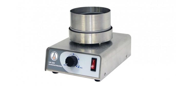 Колбонагреватель LOIP LH-210: одноместный, Т до +600 °С, объем колб 1000 – 2000 мл
