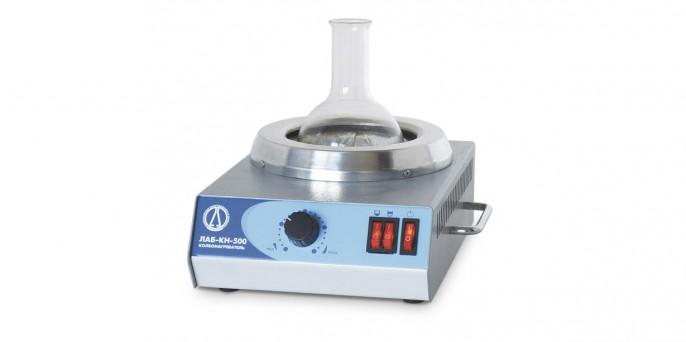 Колбонагреватель LOIP LH-150: одноместный. Т до + 400 °С, объем колбы 500 мл