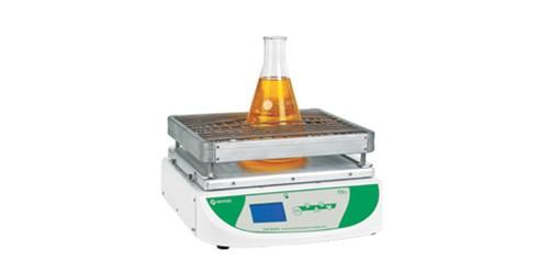 Шейкер лабораторный ПЭ-6410 (ПЭ-0034) многоместный с нагревом обновленная модель