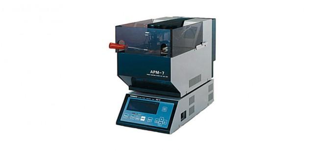 APM-7. Автоматический аппарат для определения температуры вспышки в закрытом тигле Пенски-Мартенса