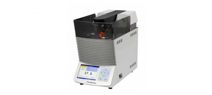 APM-8. Автоматический аппарат для определения температуры вспышки в закрытом тигле Пенски-Мартенса