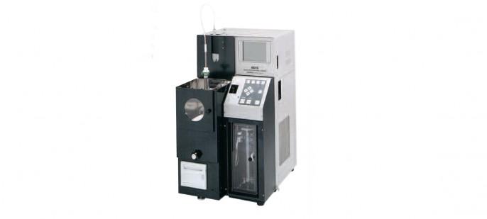 AD-6. Автоматический аппарат для определения дистилляционных характеристик