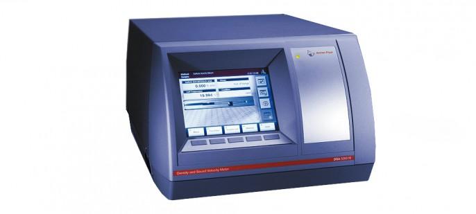 Автоматические плотномеры со встроенным термостатом DMA 4100М, DMA 4500М, DMA 5000М