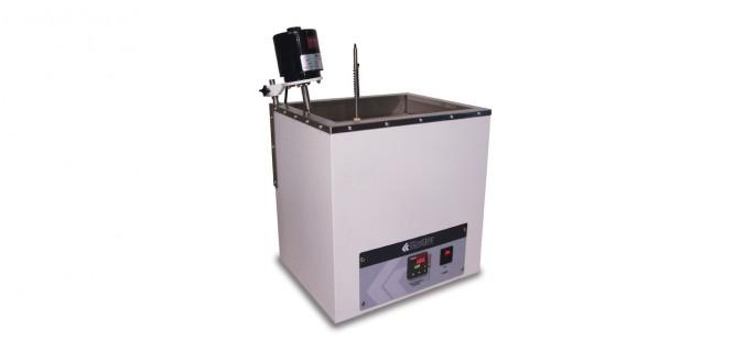 K25330. Баня-термостат для испытания коррозионного воздействия нефтепродуктов на медную или серебряную пластину на 16 пр