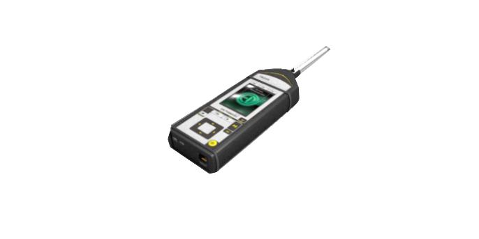 Шумомер-анализатор спектра с функцией измерения вибрации. Октава-110А-ЭКО