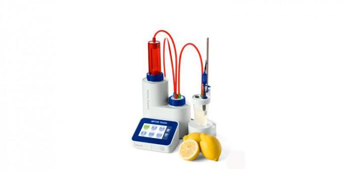 Титратор Easy pH, автоматический, кислотно-основное титрование