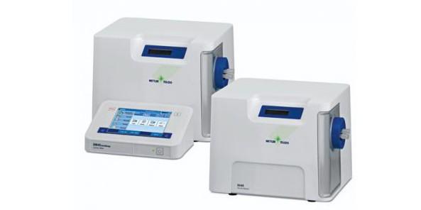 Модуль измерения плотности DX40 LiquiPhysics, дискретность 0,0001 г/см3, от 0 до 91°С