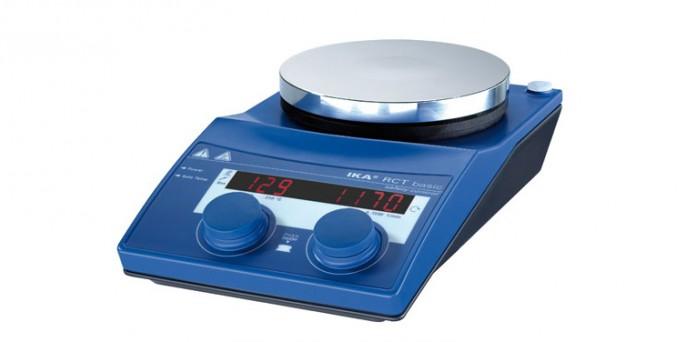 Магнитная мешалка RCT basic safety control
