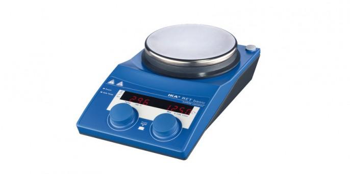 Магнитная мешалка RET basic safety control