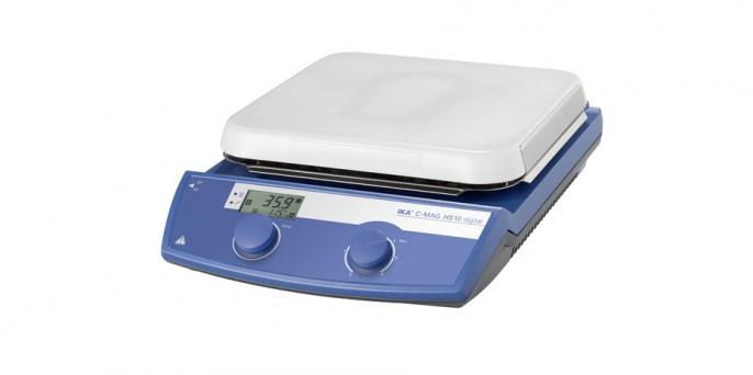 Магнитная мешалка C-MAG HS 10 digital IKAMAG®