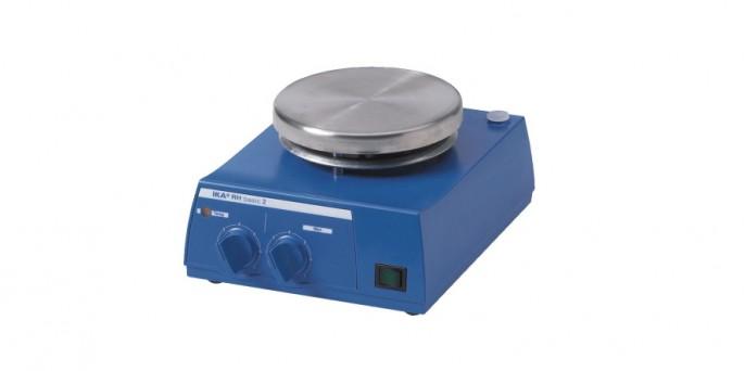 Магнитная мешалка RH basic 2 IKAMAG®