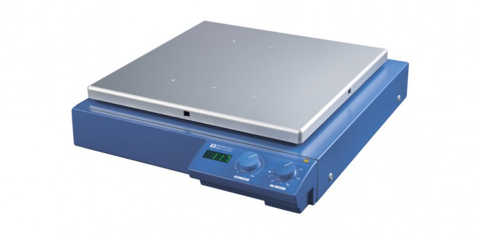 Встряхиватель KS 501 digital