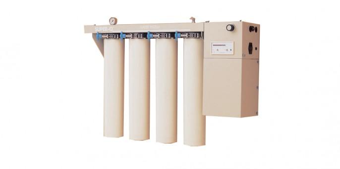 Система сверхочистки воды Super-Q с насосом