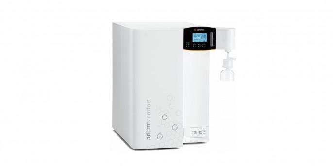 Система получения чистой воды arium® comfort II (I и II типы)