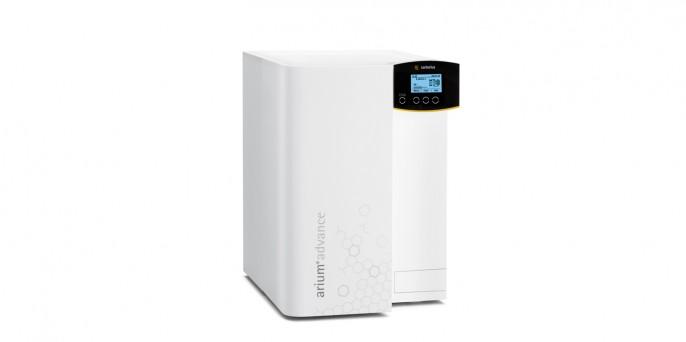 Система получения чистой воды arium® advance RO  (вода III типа)