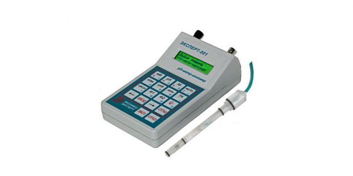 БПК анализатор, с 4 ионометрическими каналами