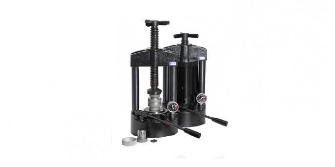 Пресс лабораторный гидравлический ПЛГ-20