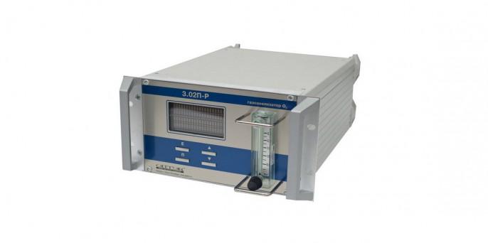 Автоматический хемилюминесцентный газоанализатор озона (3.02П-Р)