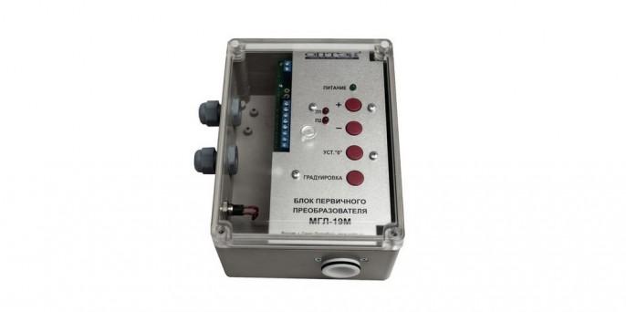 Стационарный сетевой газоанализатор воздуха рабочей зоны МГЛ-19М-ХС(м)