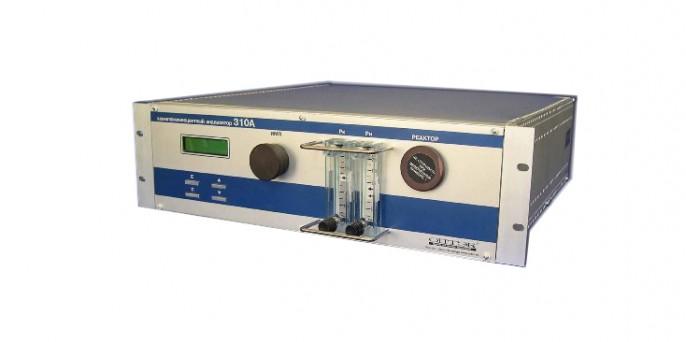 Стационарный хемилюминесцентный газоанализатор SO2 в атмосферном воздухе (С-310А)