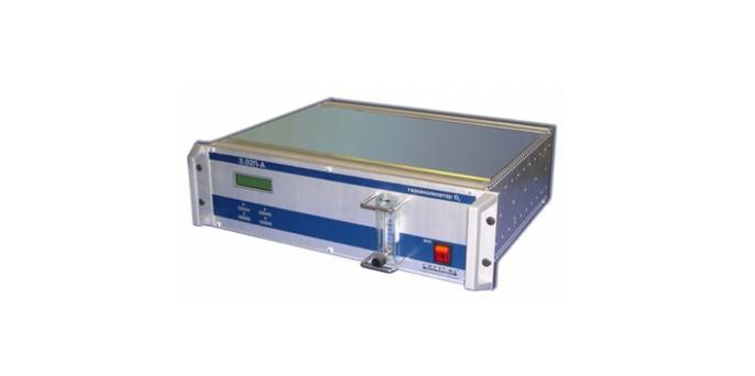 Хемилюминесцентный газоанализатор озона в атмосферном воздухе (3.02 П-А)