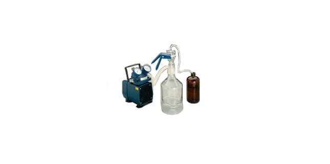 Система фильтрации Millisolve, с 2 л колбой