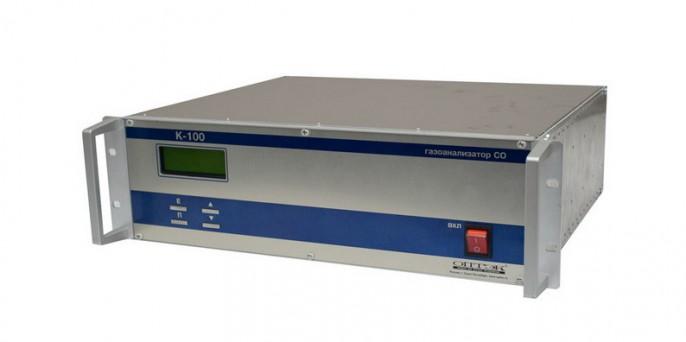 Электрохимический газоанализатор CO в атмосферном воздухе (К-100)