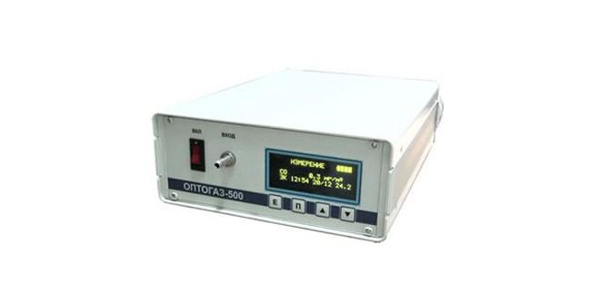 Электрохимический газоанализатор CO в атмосферном воздухе (ОПТОГАЗ-500.4 CO)