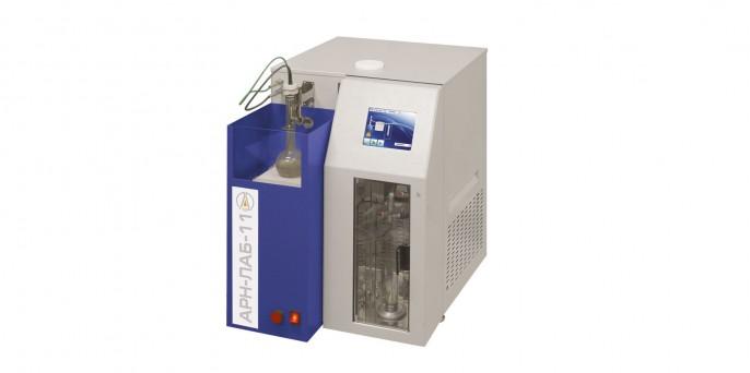Автоматический аппарат для определения фракционного состава нефти и нефтепродуктов АРН-ЛАБ-11