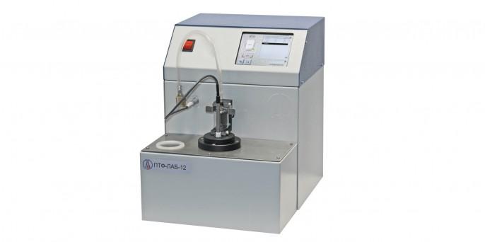 Автоматический аппарат для определения предельной температуры фильтруемости на холодном фильтре с интегрированной систем