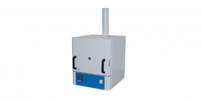 Печь муфельная, объем 5л, T max 1100°С, цифровой контроллер, вытяжка LF-5/11-V1