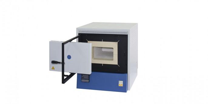 Печь муфельная , объем 7.2л, T max 1100°С, цифровой контроллер LF-7/11-G1
