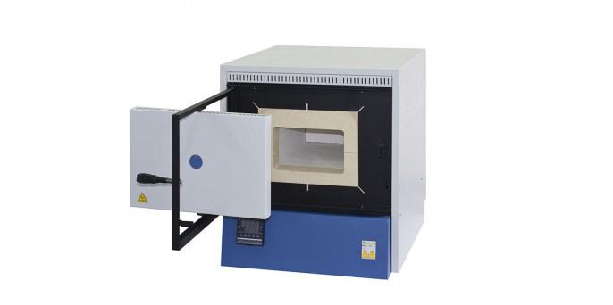 Печь муфельная , объем 7.2л, T max 1100°С, программируемый контроллер LF-7/11-G2