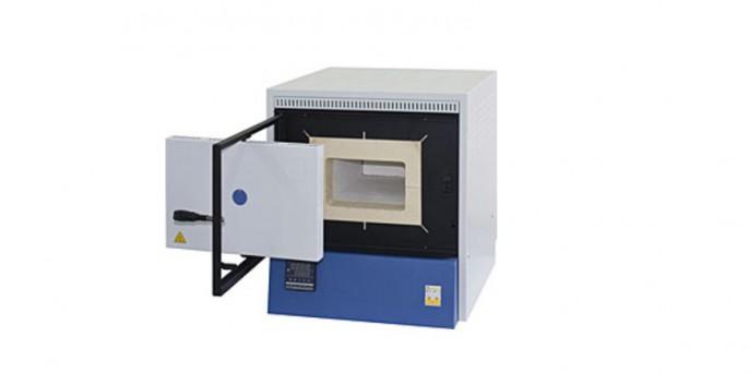 Печь муфельная, объем 7.2л, T max 1300°С, цифровой контроллер LF-7/13-G1