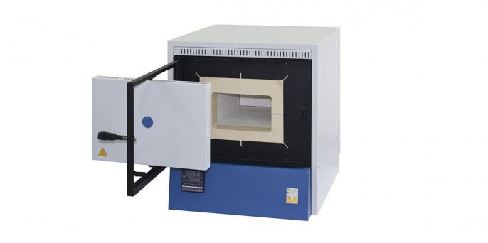 Печь муфельная, объем 7л, T max 1300°С, программируемый контроллер LF-7/13-G2