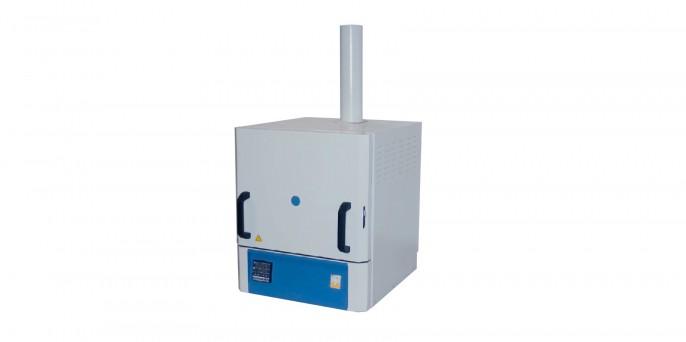 Печь муфельная, объем 9л, T max 1100°С, цифровой контроллер, вытяжка LF-9/11-V1