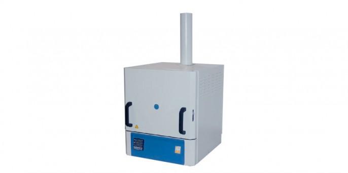 Печь муфельная, объем 15л, T max 1100°С, программируемый контроллер, вытяжка LF-15/11-V2