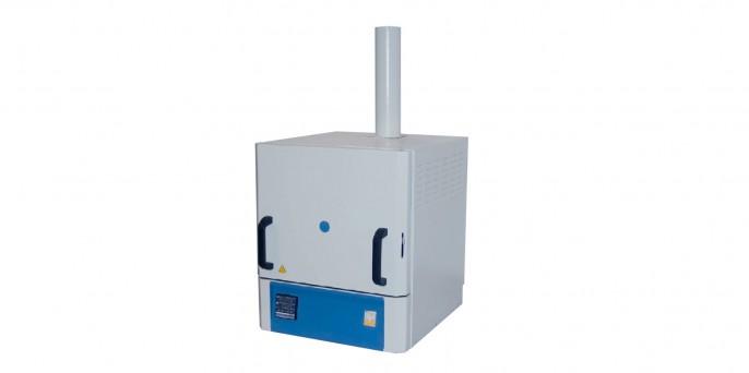 Печь муфельная, объем 15л, T max 1300°С, программируемый контроллер, вытяжка LF-15/13-V2