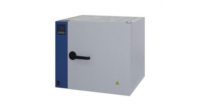 Шкаф сушильный , объем 25л, Tmax 350°С, без вентилятора, нержавеющая сталь, цифровой контроллер LF-25/350-GS1