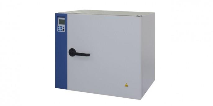 Шкаф сушильный , объем 60л, Tmax 350°С, вентилятор, нержавеющая сталь, программный контроллер LF-60/350-VS2