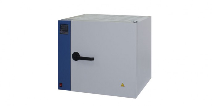 Шкаф сушильный, объем 120л, T max300°С, без вентилятора, нержавеющая сталь, цифровой контроллер LF-120/300-GS1