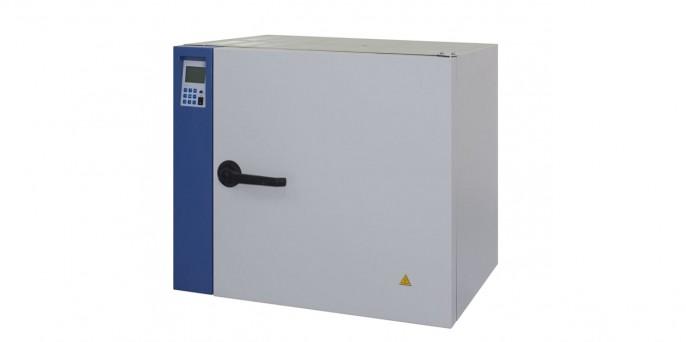 Шкаф сушильный, объем 120л, Tmax 300°С, вентилятор, нержавеющая сталь, программный контроллер LF-120/300-VS2