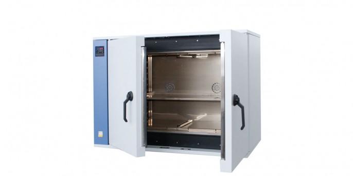 Шкаф сушильный (240л, 300°С, вентилятор, нержавеющая сталь, цифровой контроллер) LF-240/300-VS1