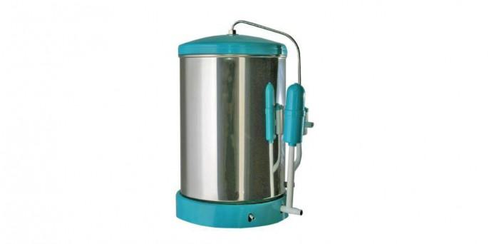 Дистиллятор ДЭ-10: производительность 10 л/ч